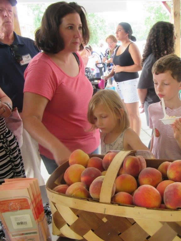 NC Peach Days 2018